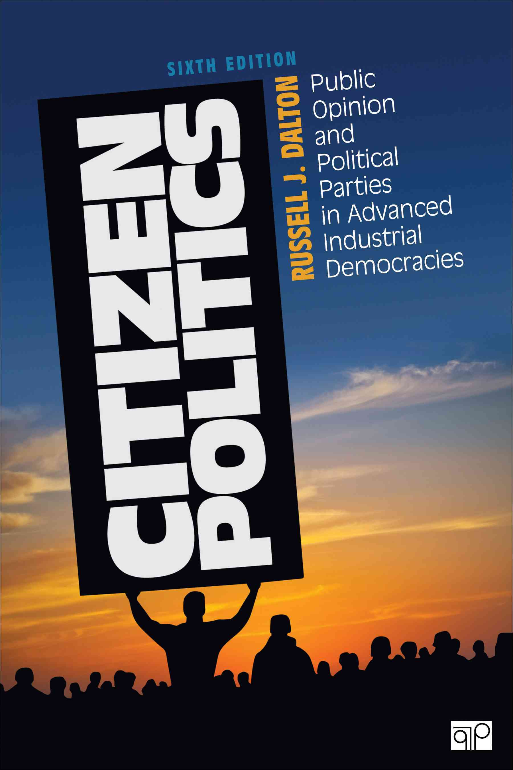 Citizen Politics By Dalton, Russell J.